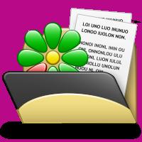folder-chat